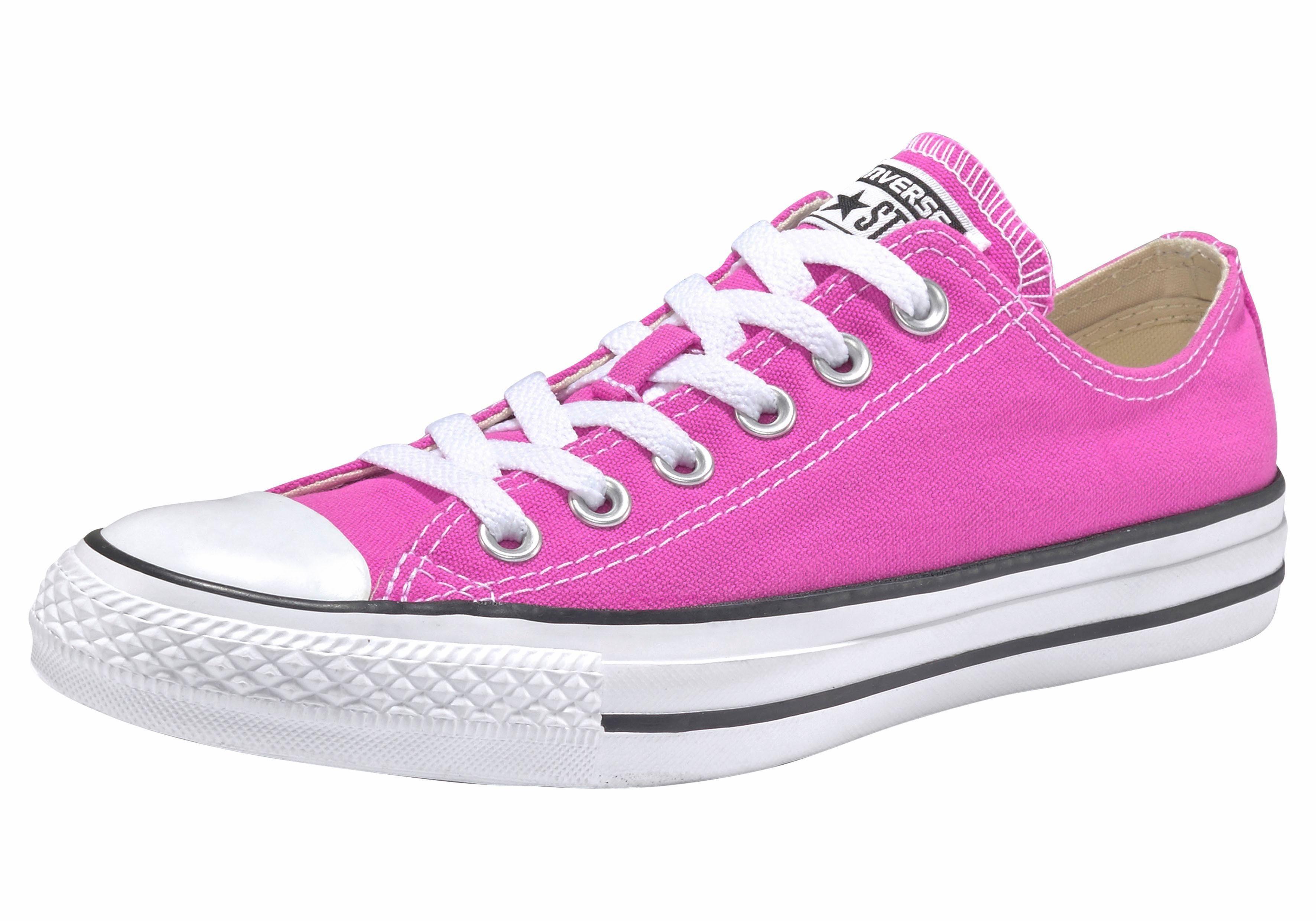 Converse Chuck Taylor All Star Ox Sneaker, Seasonal 1 online kaufen  neonpink