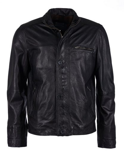 Jcc Leather Jacket With Warm Polyester Lining Seatel