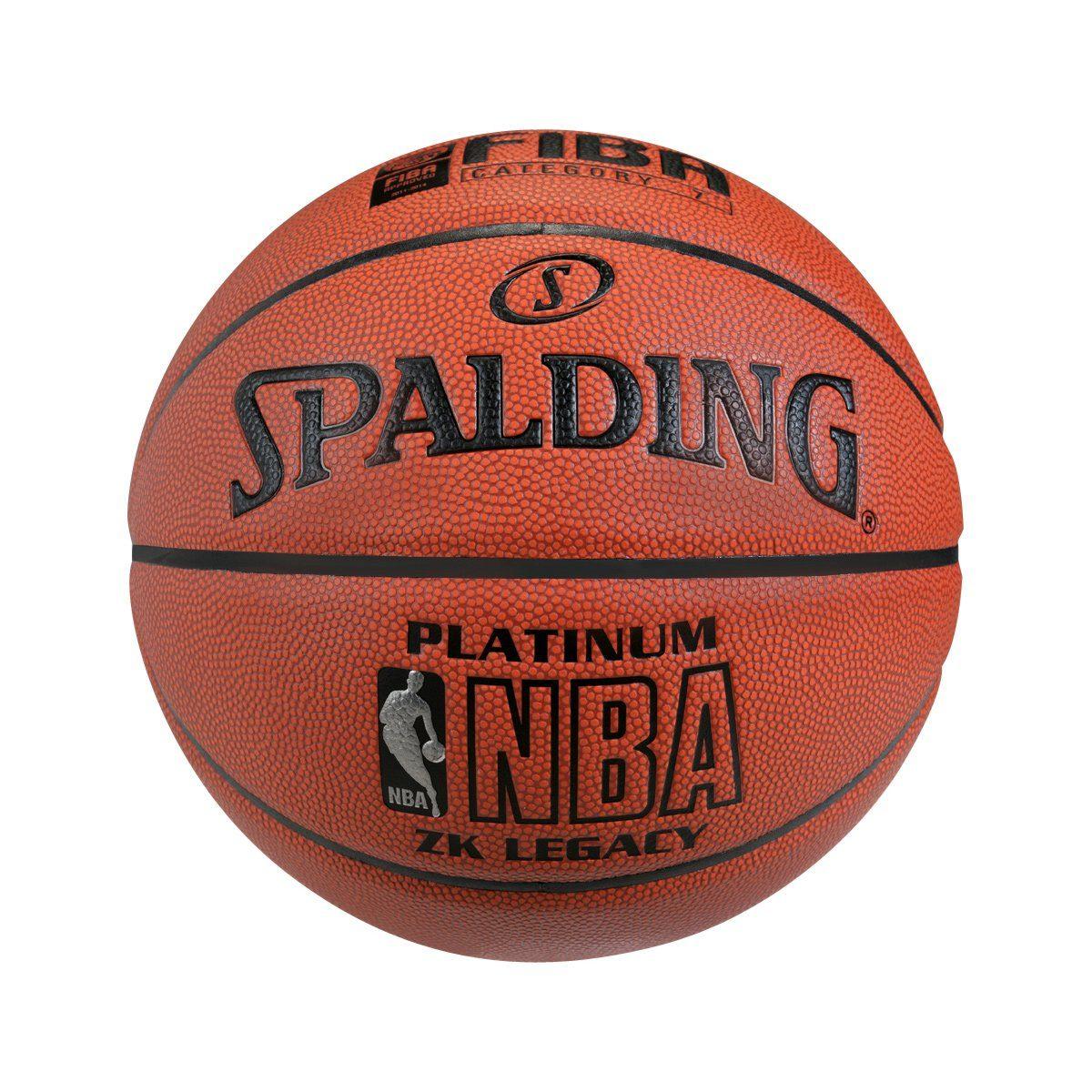 SPALDING NBA Platinum Legacy mit FIBA (74-468Z) Basketball