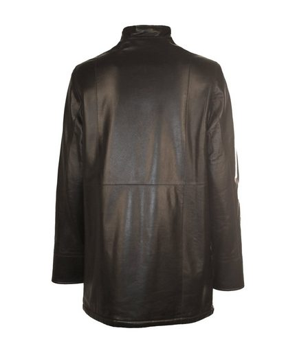 Jcc Leather Jacket Vate