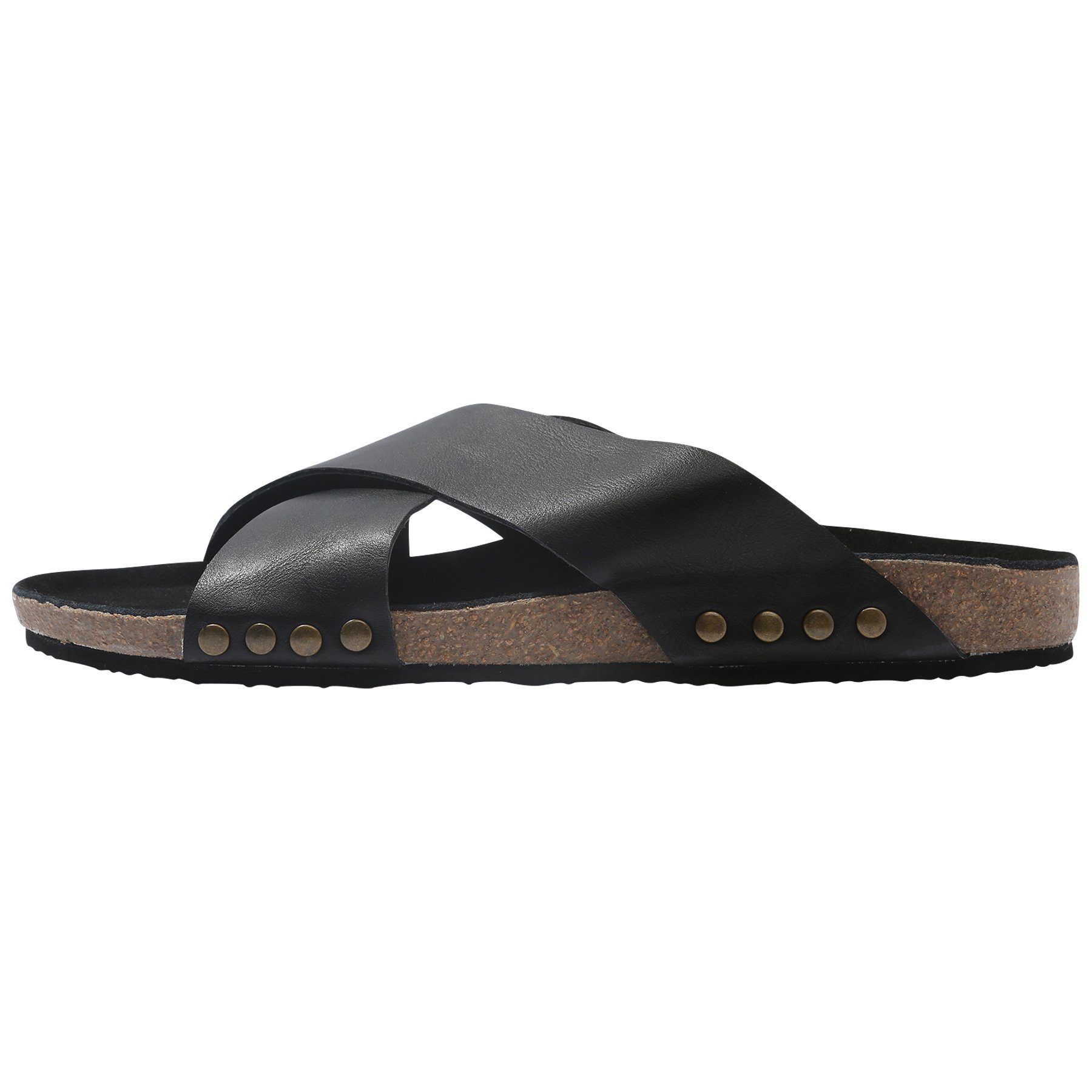 O'Neill Zehentrenner Fw strap detail slide sandal online kaufen  Black Out