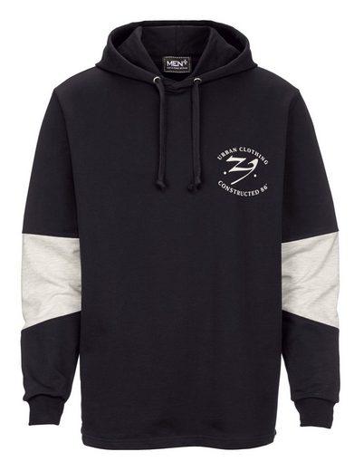 Men Plus by Happy Size Sweatshirt mit Kapuze
