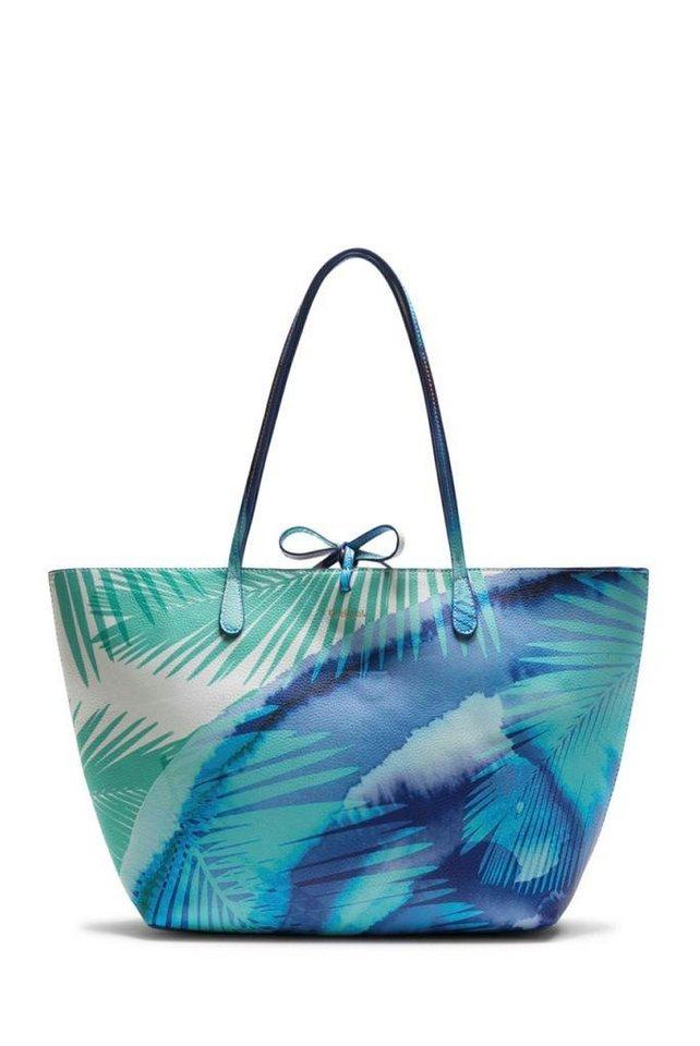 Very Desigual Shopper »BLUE PALMS CAPRI«, Wendeshopper mit  QZ58