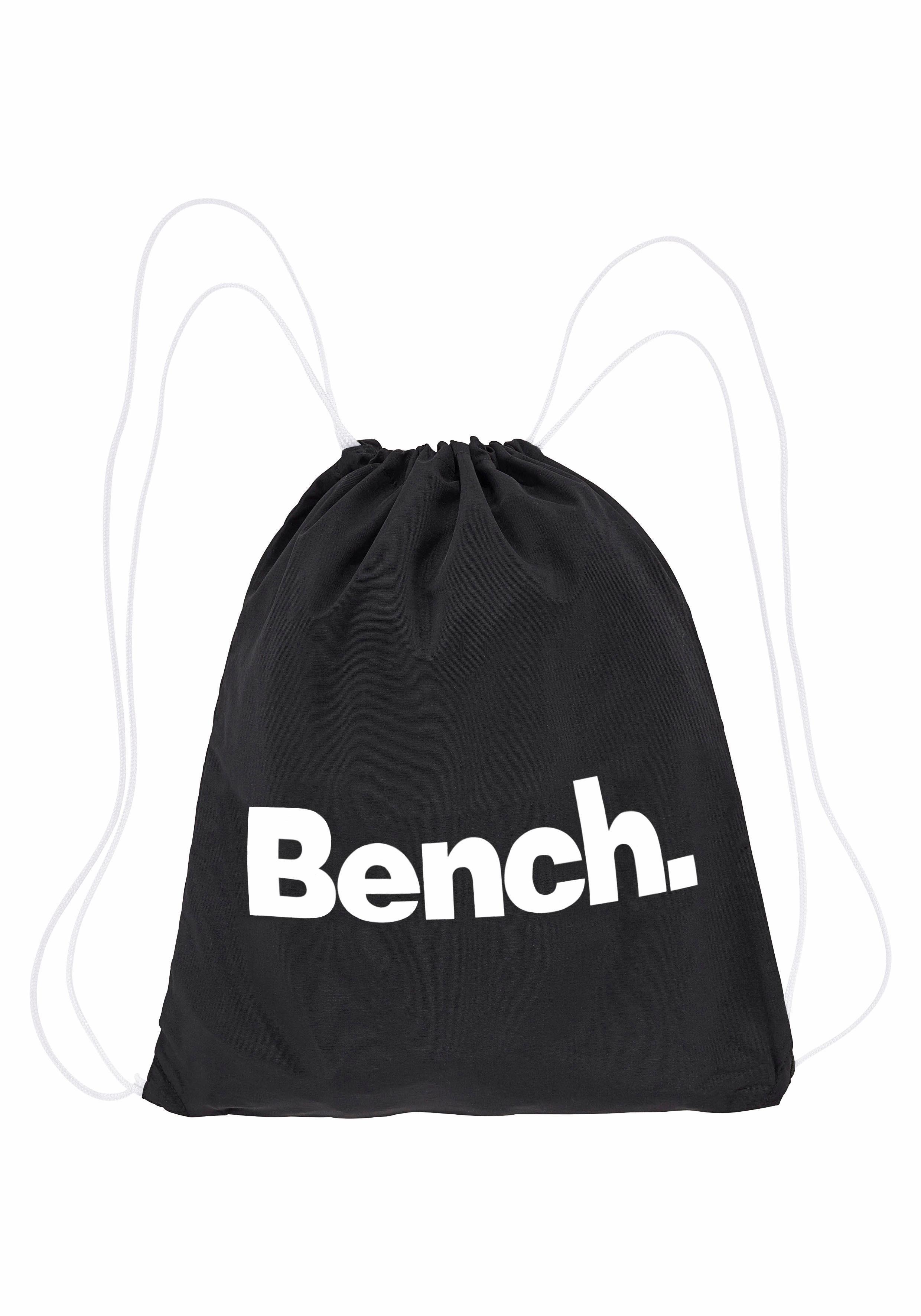 Bench. Turnbeutel, mit Logo-Druck