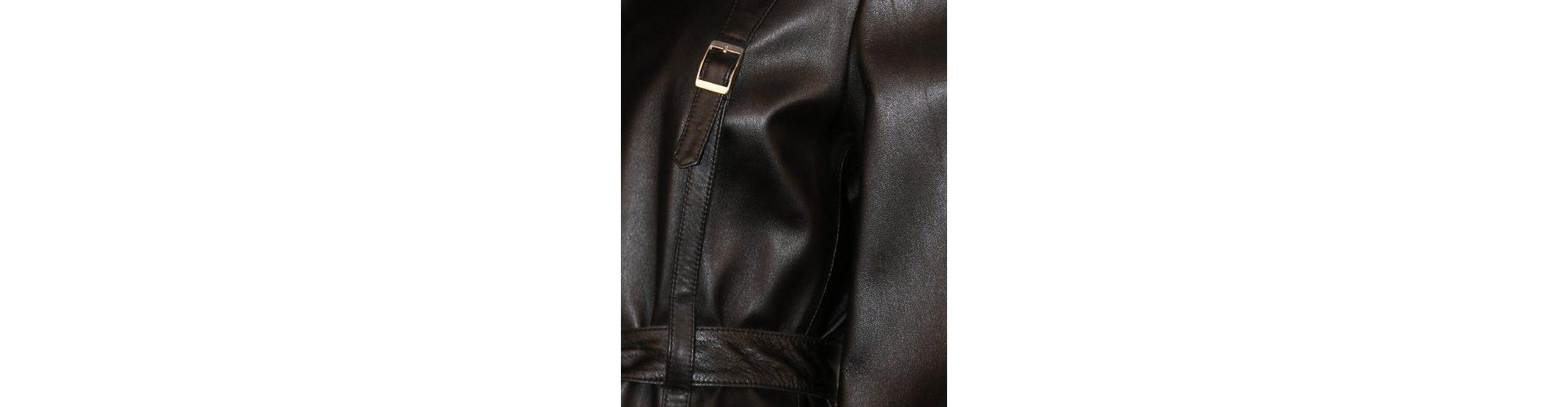 Rabatt Modische JCC Kurz-Mantel mit Bindegürtel G173 Günstig Kaufen Vermarktbare Kaufen Günstigen Preis Nicekicks Zum Verkauf Spielraum Bester Verkauf Wv4CGI