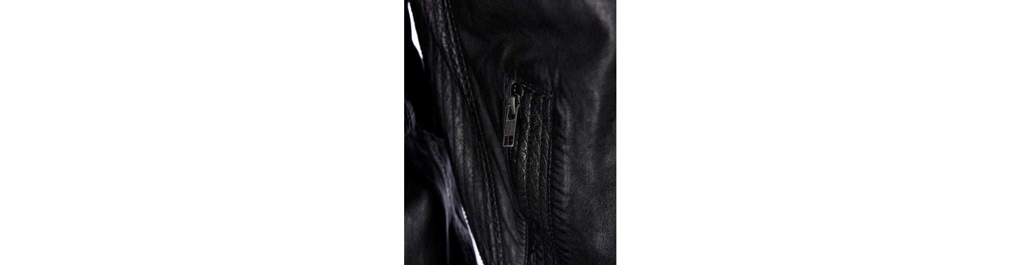 Auslass Günstiger Preis Freies Verschiffen Wählen Eine Beste JCC Lederjacke mit warmem Polyesterfutter Seatel Spielraum Mit Kreditkarte a8VuIBiYh