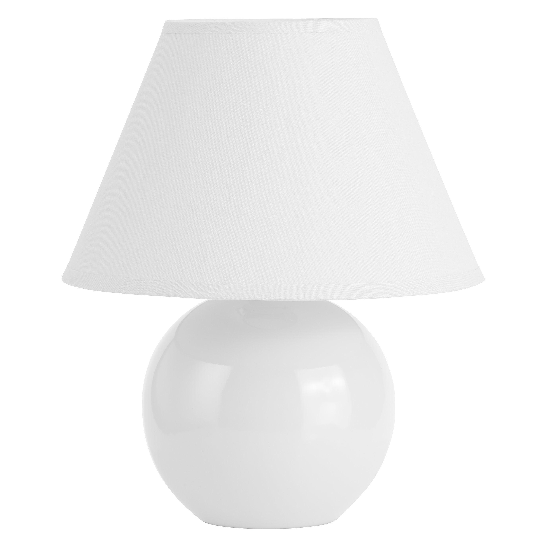 Brilliant Leuchten Primo Tischleuchte weiß