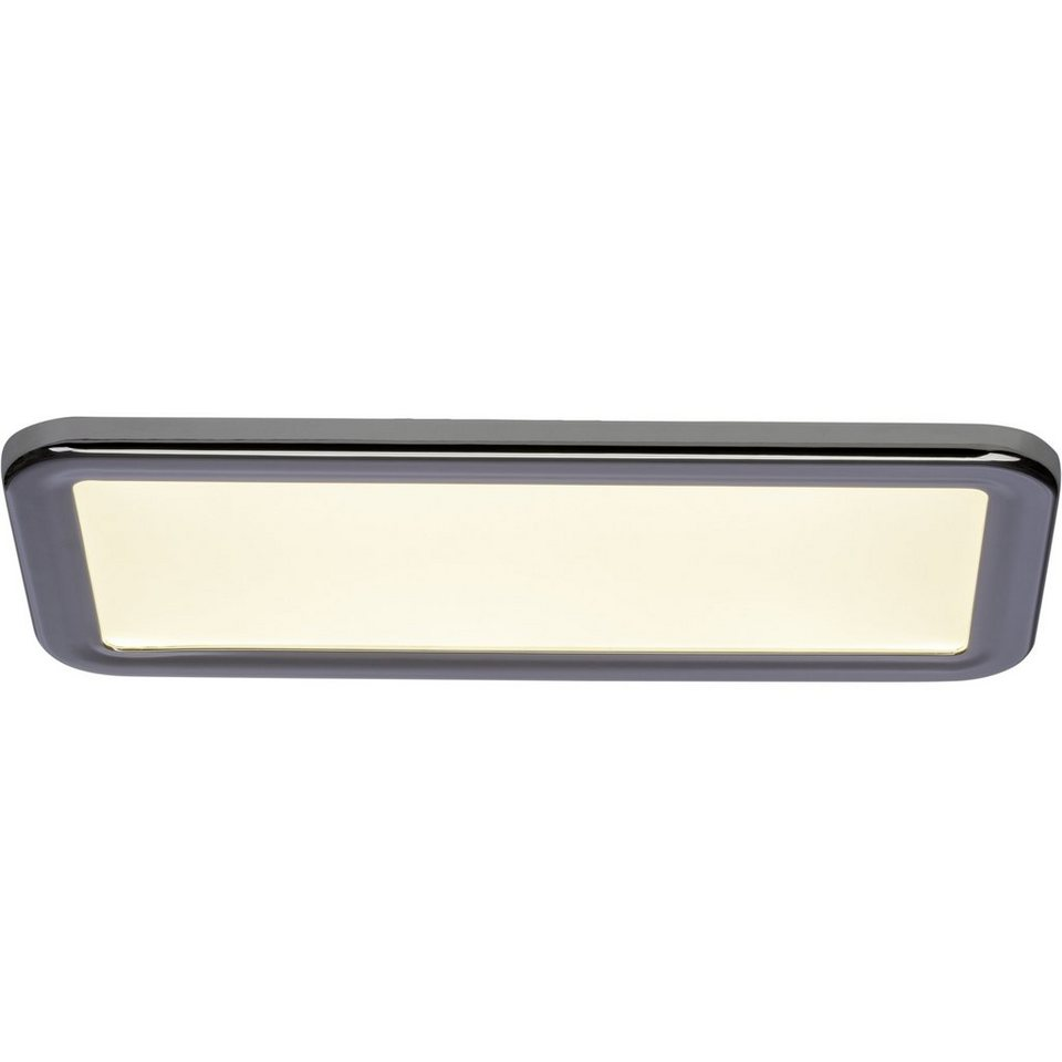 brilliant leuchten neptun led deckenaufbau panel 20x40cm chrom wei ip65 easydim online kaufen. Black Bedroom Furniture Sets. Home Design Ideas