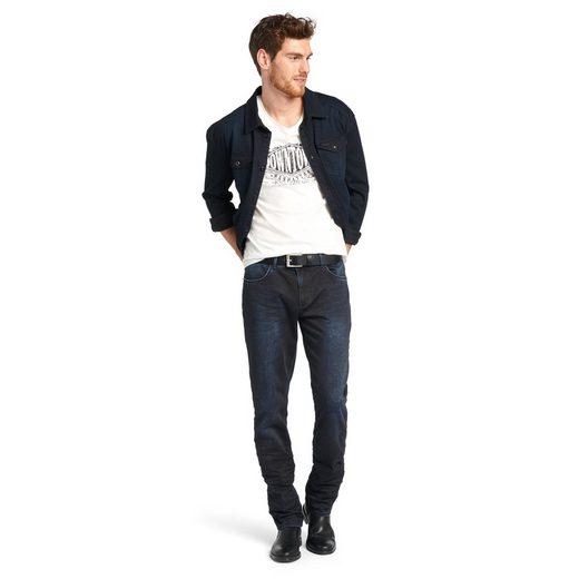 H.I.S Jeans Cliff, Crinkle Effekte