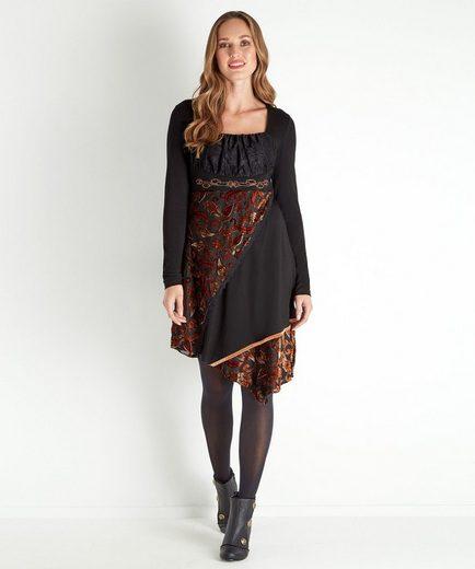 Joe Browns Jerseykleid Joe Browns Womens Casual Dress with Asymmetrical Hemline