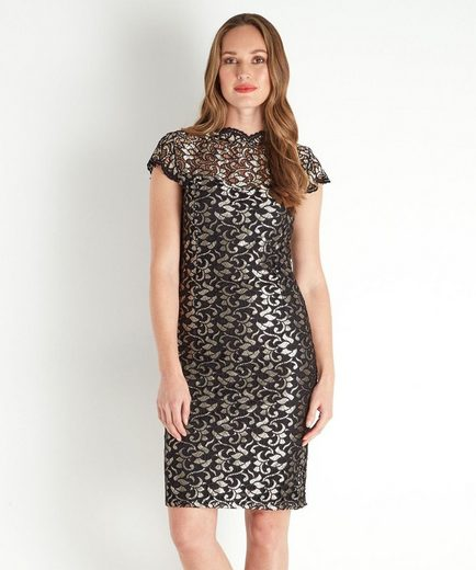 Joe Browns Partykleid Joe Browns Women's Fitted Short Sleeved Occasion Lace Dress