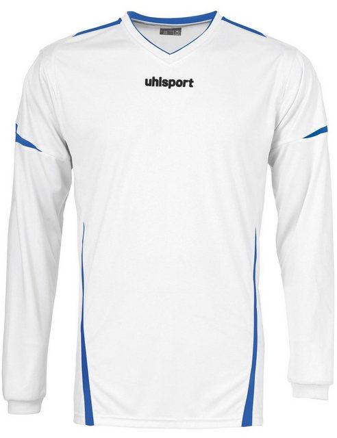 Uhlsport Team Trikot Langarm Herren | Sportbekleidung > Trikots > Sonstige Trikots | Weiß | Trikot - Polyester - Ab | Uhlsport