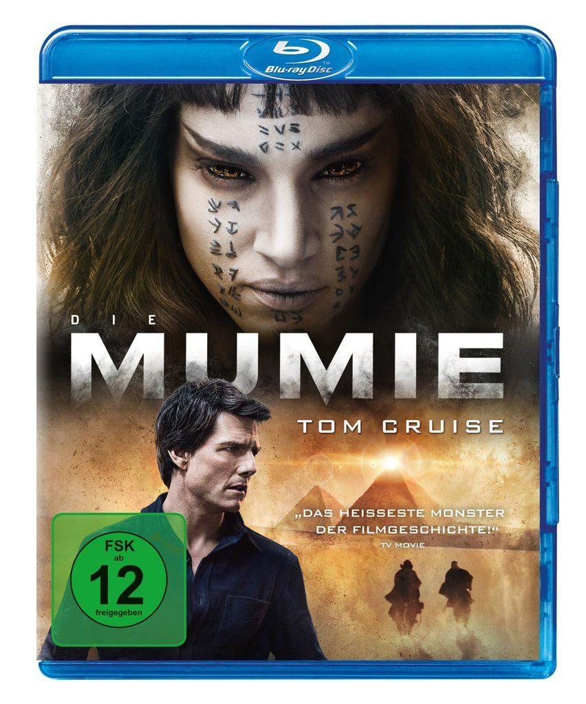 Universal BLU-RAY Film »Die Mumie (2017)«