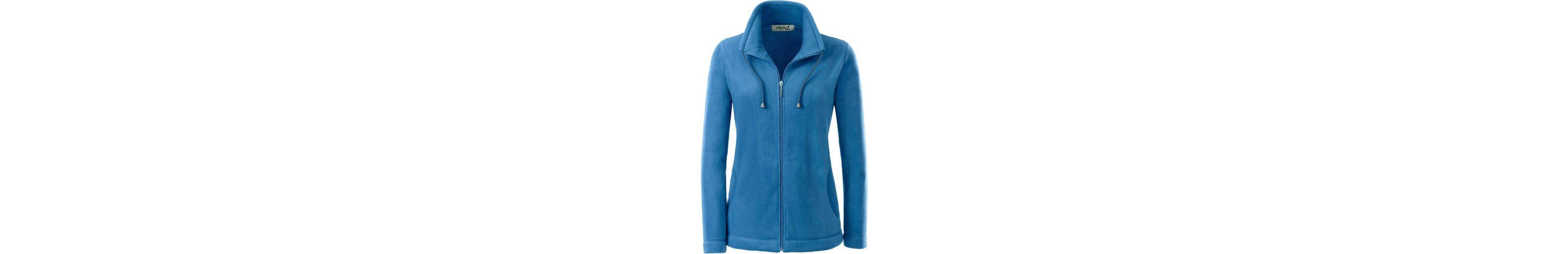 Collection L. Fleece-Jacke mit Antipilling-Ausrüstung Günstig Kaufen JVylhuVw0