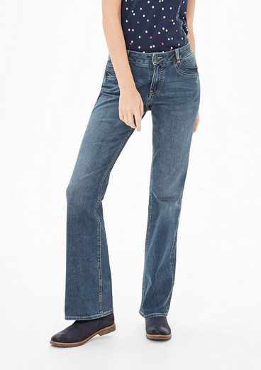 s.Oliver RED LABEL Smart Bootcut:Stretchjeans