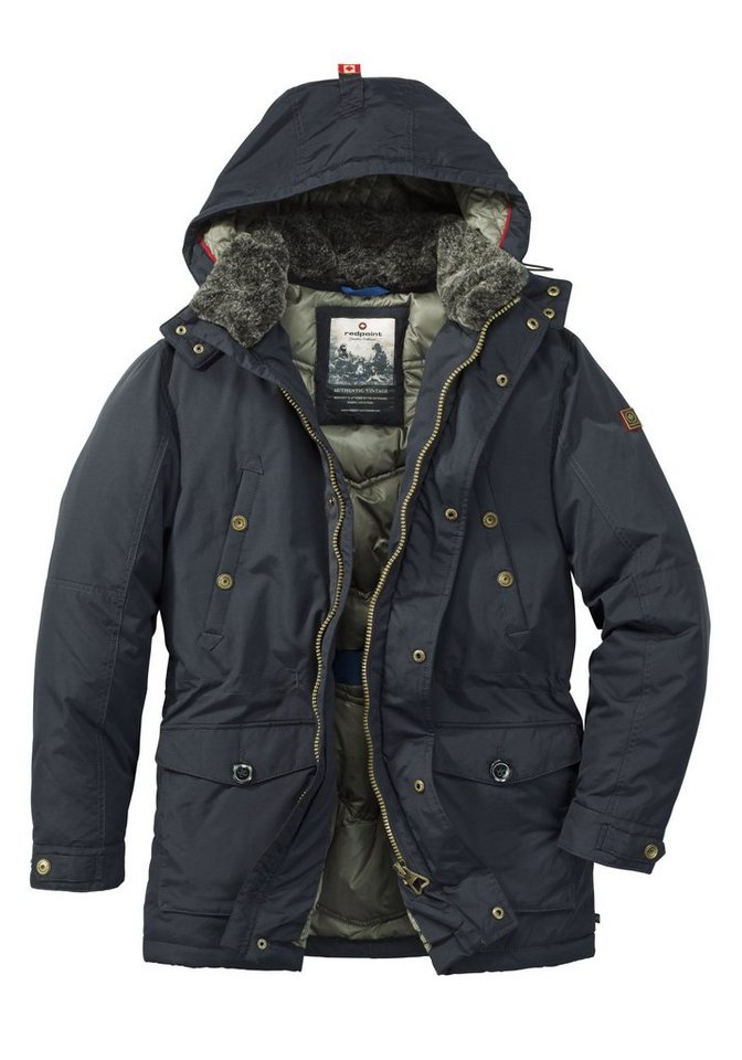 aa96825cfcfe8e Redpoint Parka »ERIC« mit integriertem Comfort Thermometer online ...