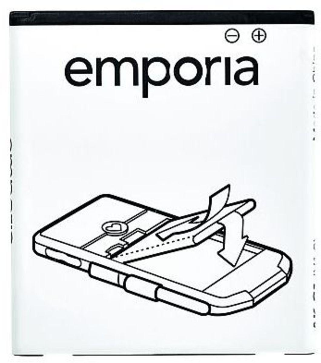 Emporia Akku »AK-S1 Ersatzakku«