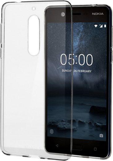 Nokia Handytasche »5 - Slim Crystal Cover«