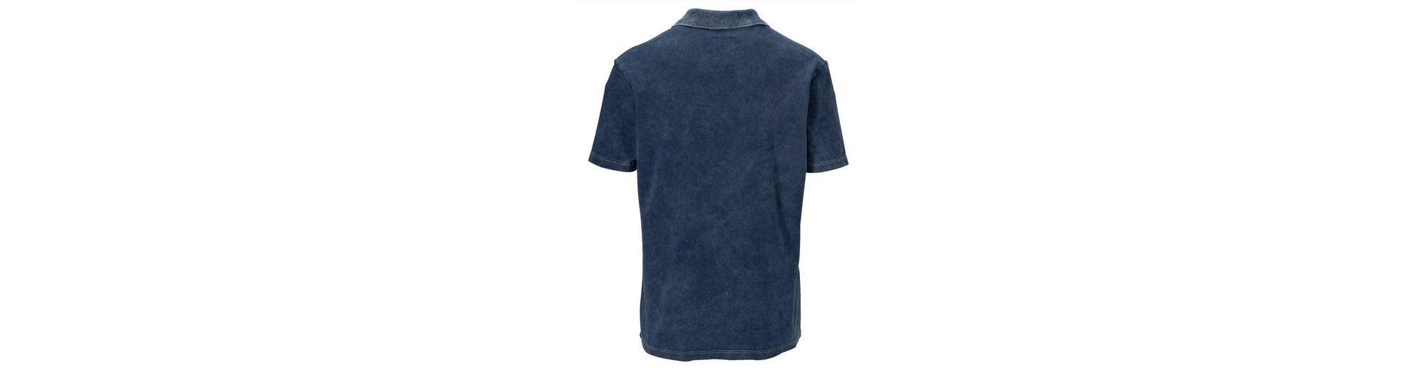 Extrem Online Billige Veröffentlichungstermine Babista Poloshirt im Used-Look FDCFHZ