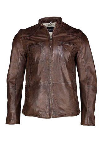 Куртка кожаная Herren »3855&laqu...