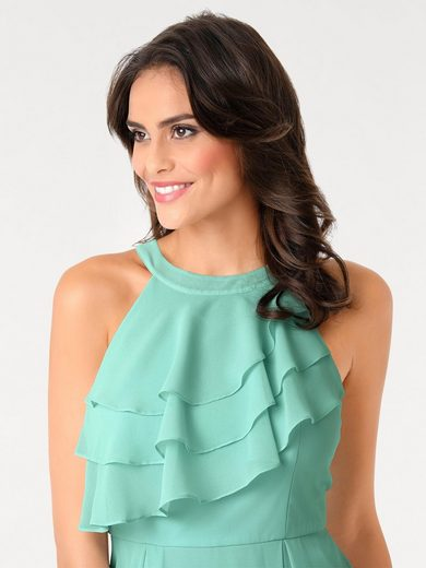 ASHLEY BROOKE by Heine Cocktailkleid Neckholder