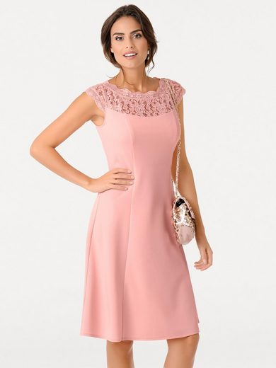 ASHLEY BROOKE by Heine Cocktailkleid mit Spitze