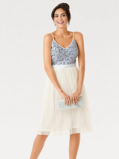 ASHLEY BROOKE by Heine Cocktailkleid mit Pailletten