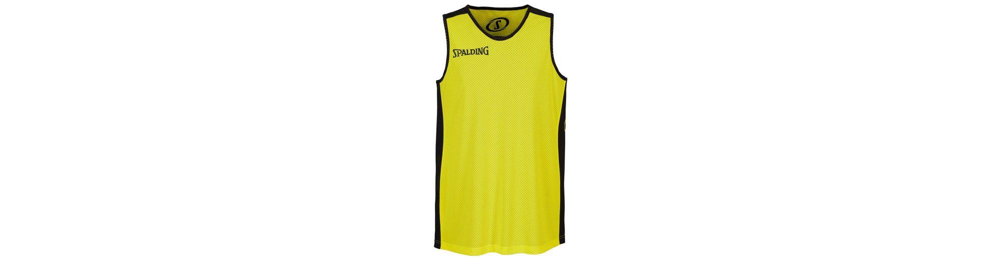 SPALDING Essential Reversible Shirt Herren Billig Viele Arten Von Preiswerte Art Und Stil Auslass Bestseller Verkauf Erstaunlicher Preis 39MXoeOn
