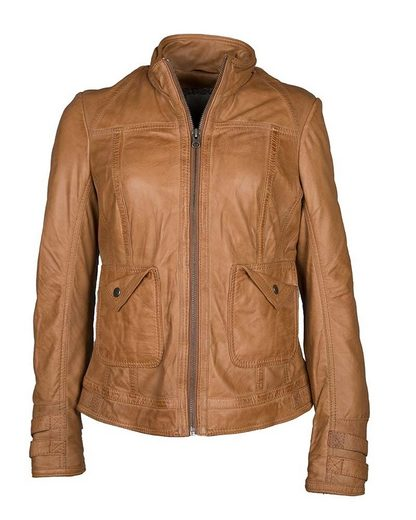 Mustang Leather Jacket Ellesmere