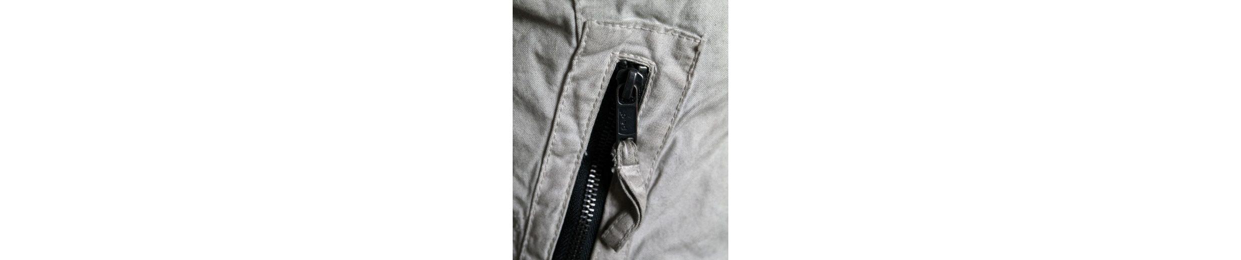JCC Textiljacke mit kurzem Stehkragen Shebelli Exklusiv Günstig Online Günstig Kaufen Modisch 5N8HSnUSI2