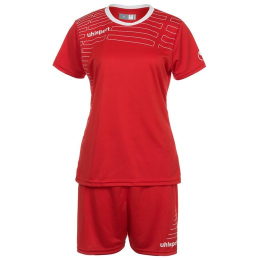 UHLSPORT Match Team Kit Shortsleeve Damen