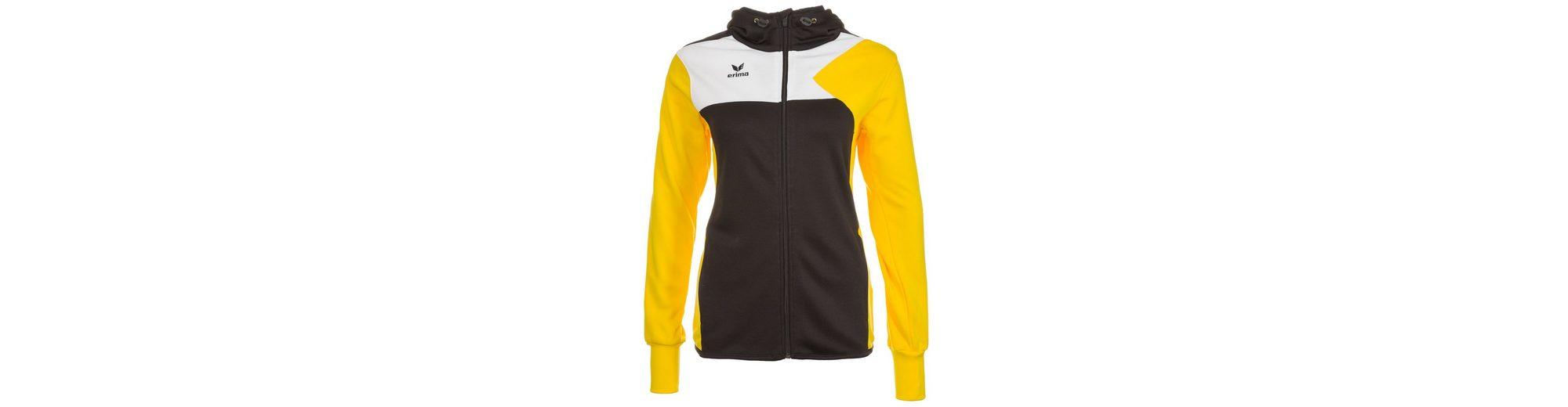 ERIMA Premium One Trainingsjacke mit Kapuze Damen Bester Verkauf Verkauf Online Durchsuche 6IvjMwBvU