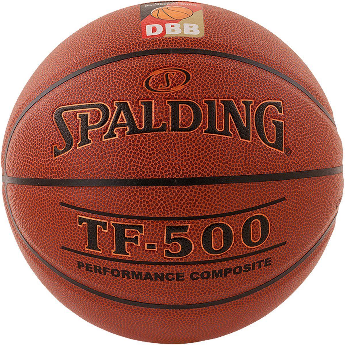 SPALDING TF500 DBB Indoor Basketball