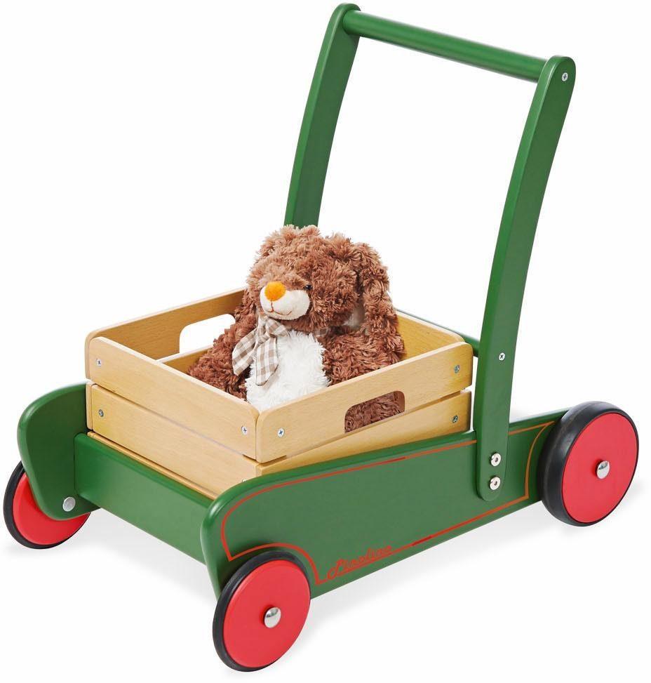 Pinolino Lauflernwagen, »Trecker Tom«