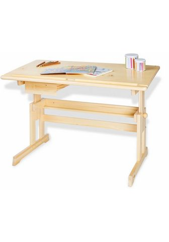 PINOLINO ® Vaikiškas rašomasis stalas »Lena nat...