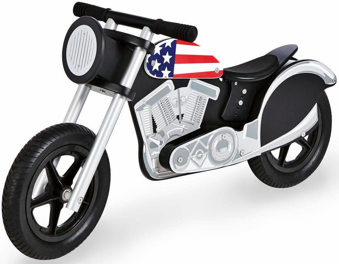 Pinolino Laufrad, »Motorrad Cooper«