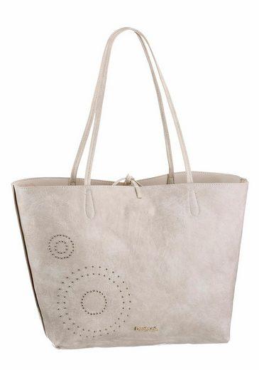 Desigual Shopper VALKYRIA NEW CAPRI, Wendeshopper mit herausnehmbarer Innentasche