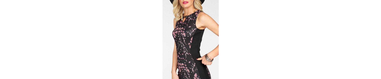 Melrose Jerseykleid, mit Kirschblüten-Print
