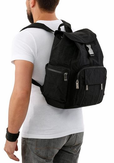 Mit Gepolstertem Active Täschchen Und Vielen Camel Cityrucksack Rücken Eq1cwOw8A