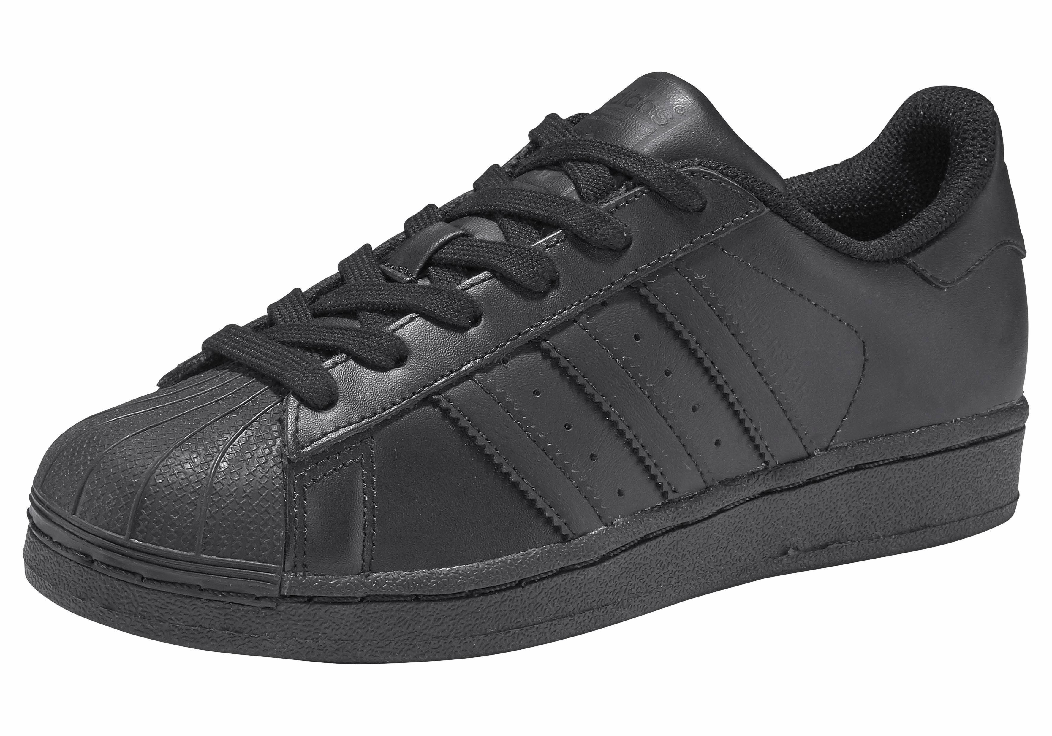 adidas Originals »SUPERSTAR FOUNDATION J« Sneaker, Klassische Zehenkappe aus Gummi online kaufen | OTTO