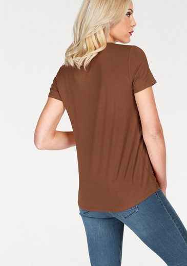 Only T-Shirt MELODY, mit Pailletten