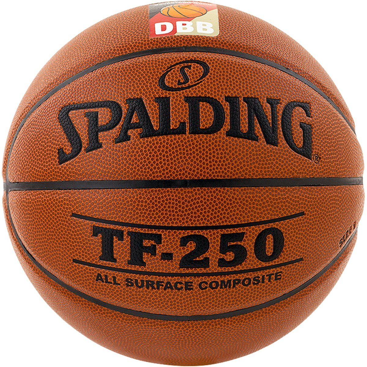 SPALDING TF250 DBB Basketball
