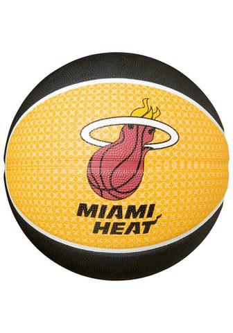 SPALDING NBA Team-Ball Miami Heat (73-646Z) Bas...