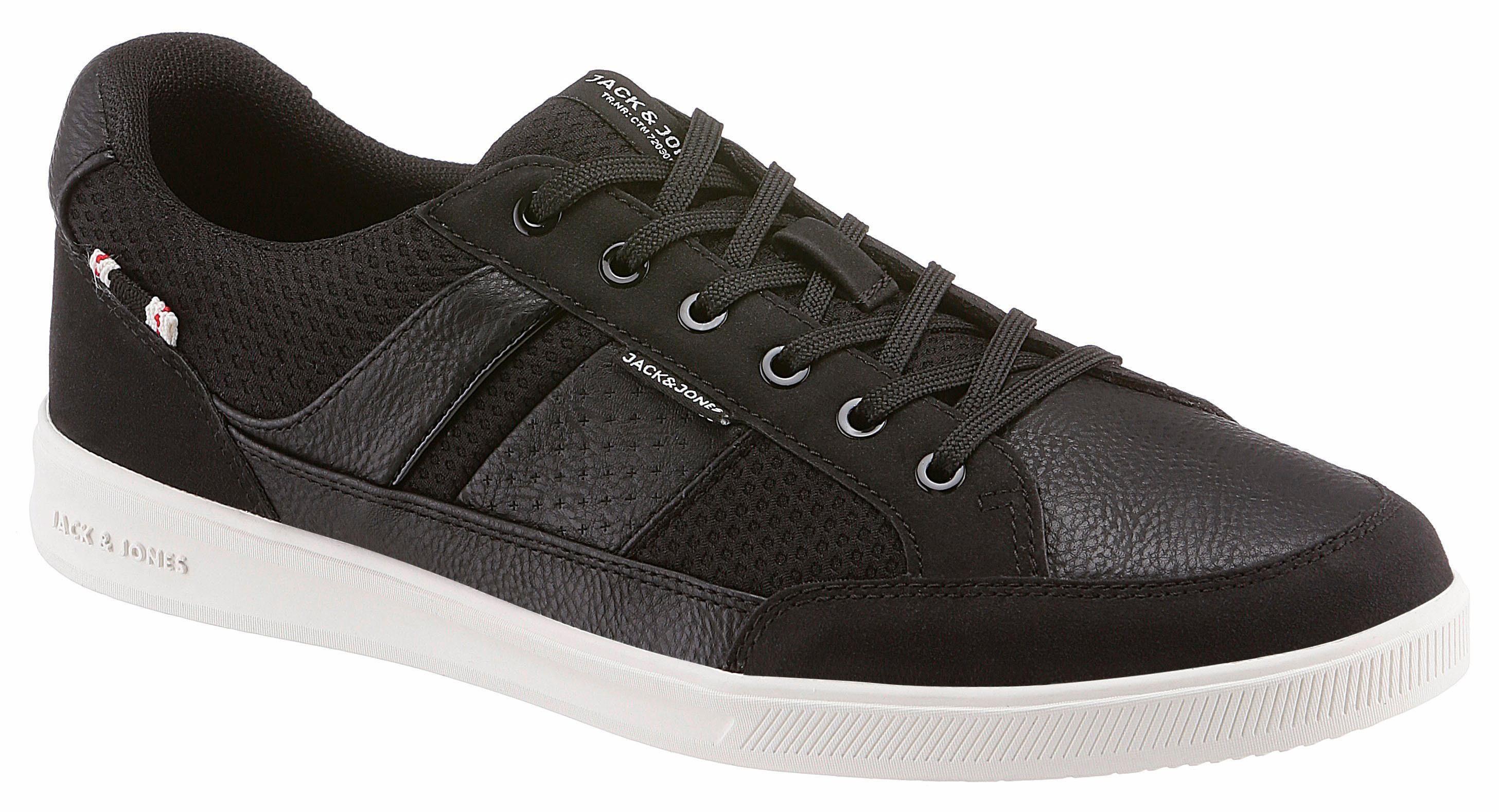 Jack & Jones Jfw Rayne Sneaker, im Materialmix  schwarz