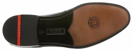 Lloyd Packard Lace Up, With Fashionable Perforation On The Side