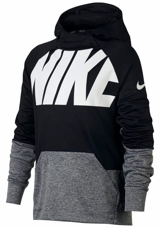 nike sportswear kapuzensweatshirt therma hoodie po gfx online kaufen otto. Black Bedroom Furniture Sets. Home Design Ideas