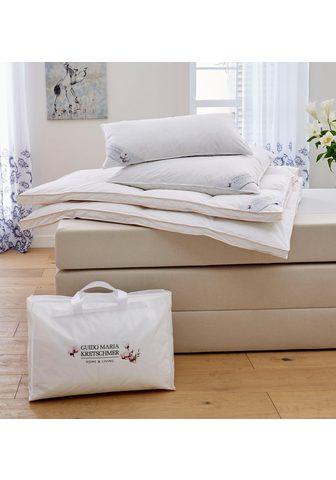 GUIDO MARIA KRETSCHMER HOME&LIVING Pūkinė antklodė + pagalvė »GMK« Guido ...