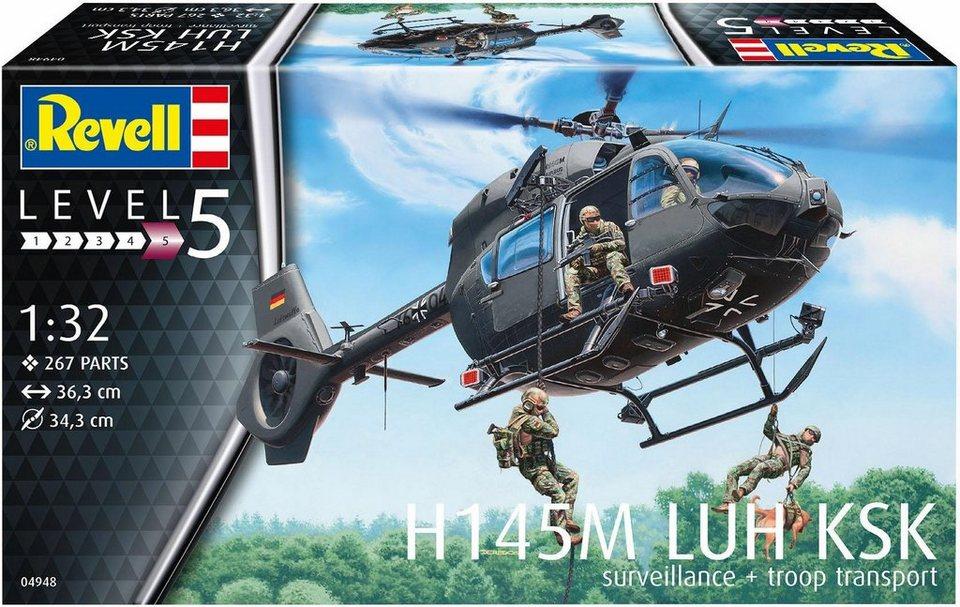 Revell Modellbausatz Hubschrauber,  H145M LUH KSK