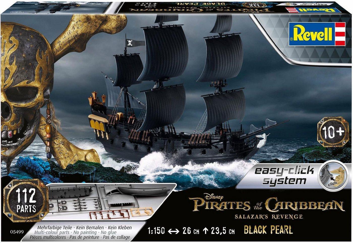 Revell Modellbausatz Schiff, »Black Pearl«