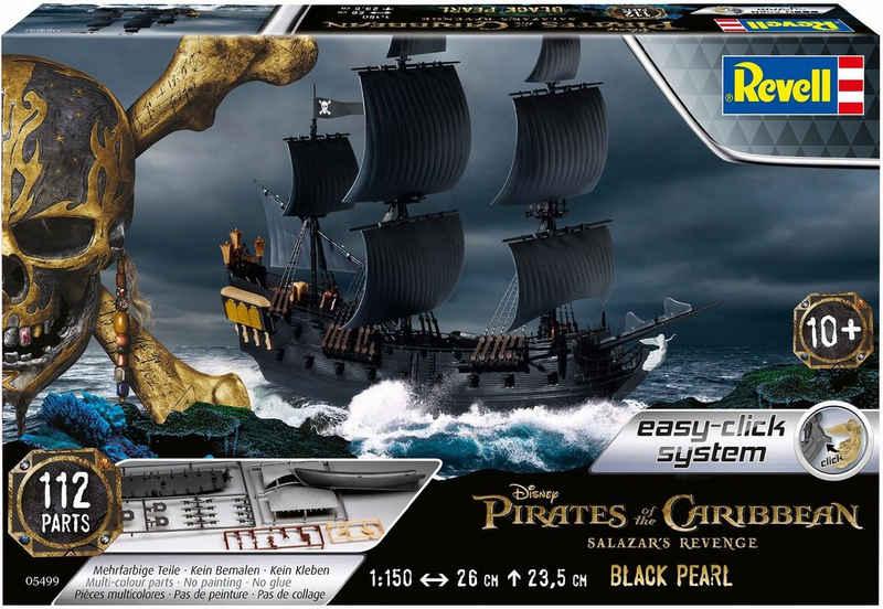 Revell® Modellbausatz »Black Pearl«, Maßstab 1:150, Made in Europe